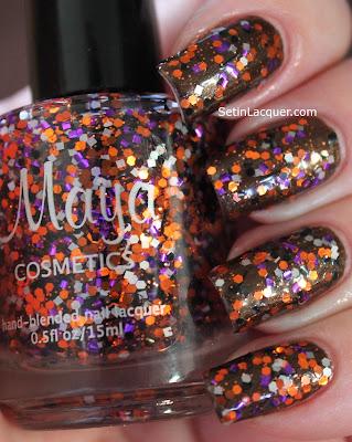 Maya Cosmetics Hocus Pocus nail polish