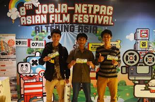 Melalui JAFF 2013, Kremov Tunjukkan Karya Mengangkat Banten!