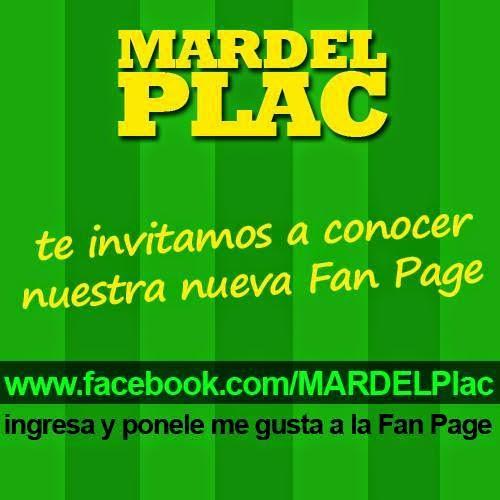 Mardel Plac Entra a www.facebook.com/MARDELPlac y ponele ME GUSTA a la Fan Page