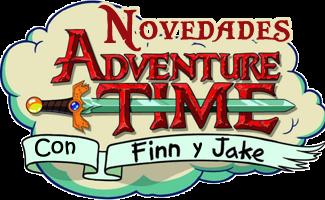 Novedades Hora de Aventura