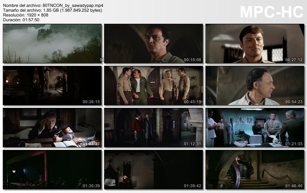 The Ninth Configuration [1980] [BBRip 1080p] [Subtitulada]
