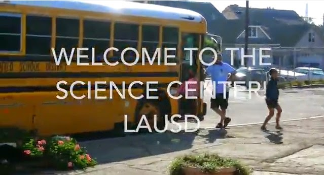 LAUSD Science Center Tours