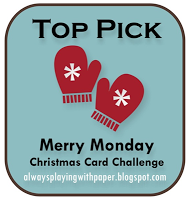 Merry Monday Top Pick #50