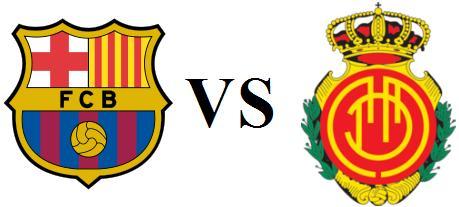 Barcelona vs Mallorca vivo