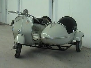 Scooter Sidecar - Donkiz Moto