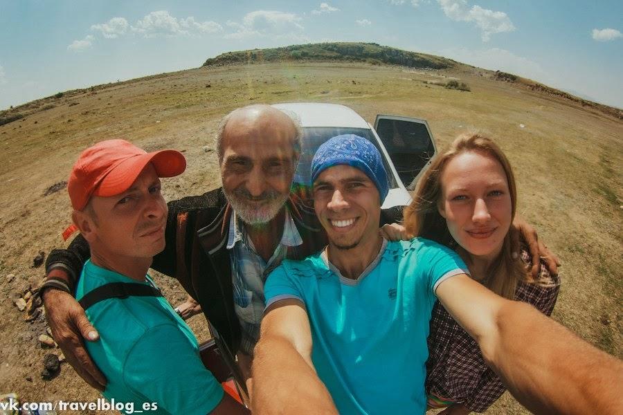 Озеро Севан и Севанский полуостров – путешествие по Армении автостопом