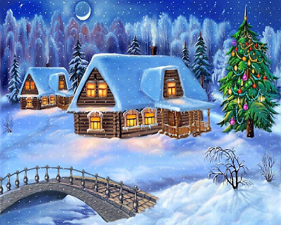 Home Christmas Wallpapers