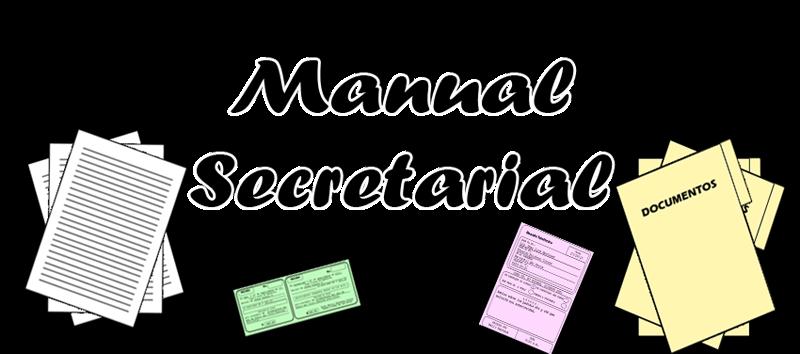 Manual Secretarial