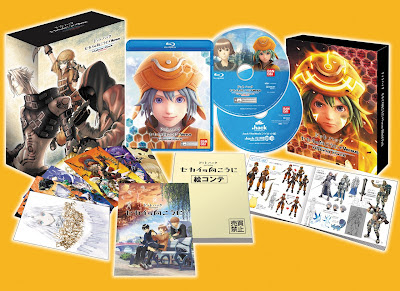 .hack//versus hybrid pack blu-ray