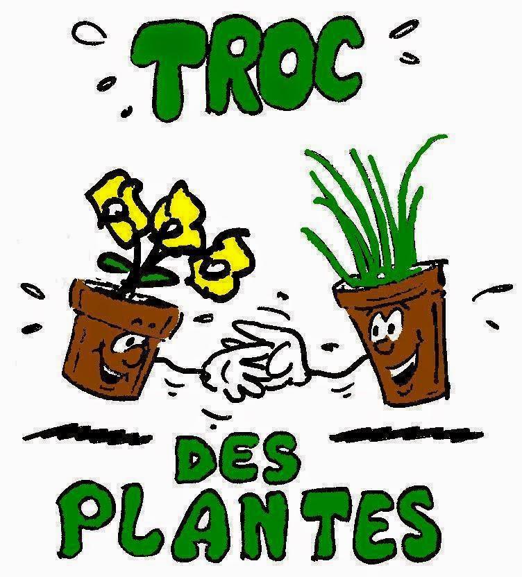 Troc des plantes à Marseille le Samedi 11 Avril 2015 !