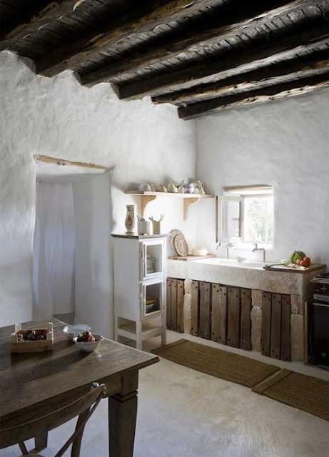 La cueva más bonita del mundo: Inspiración cocinas