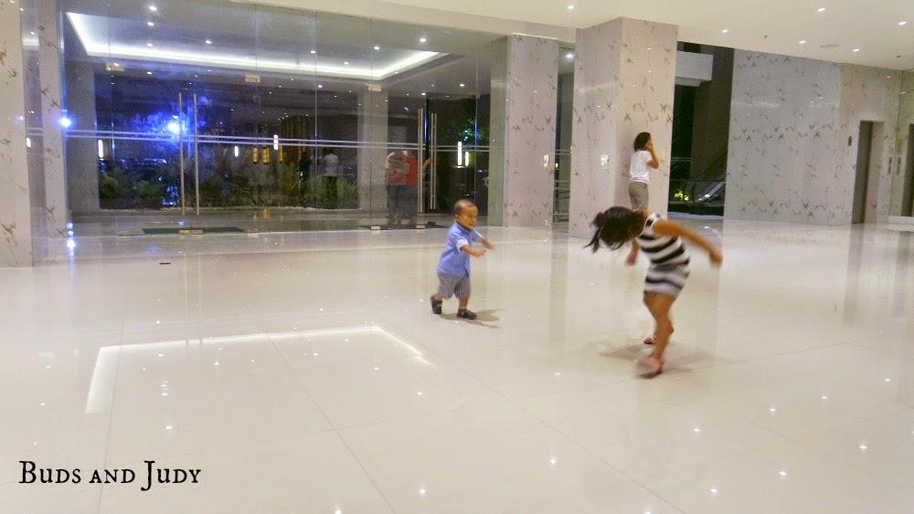 Grand Convention Lobby Cebu City. Venue for events