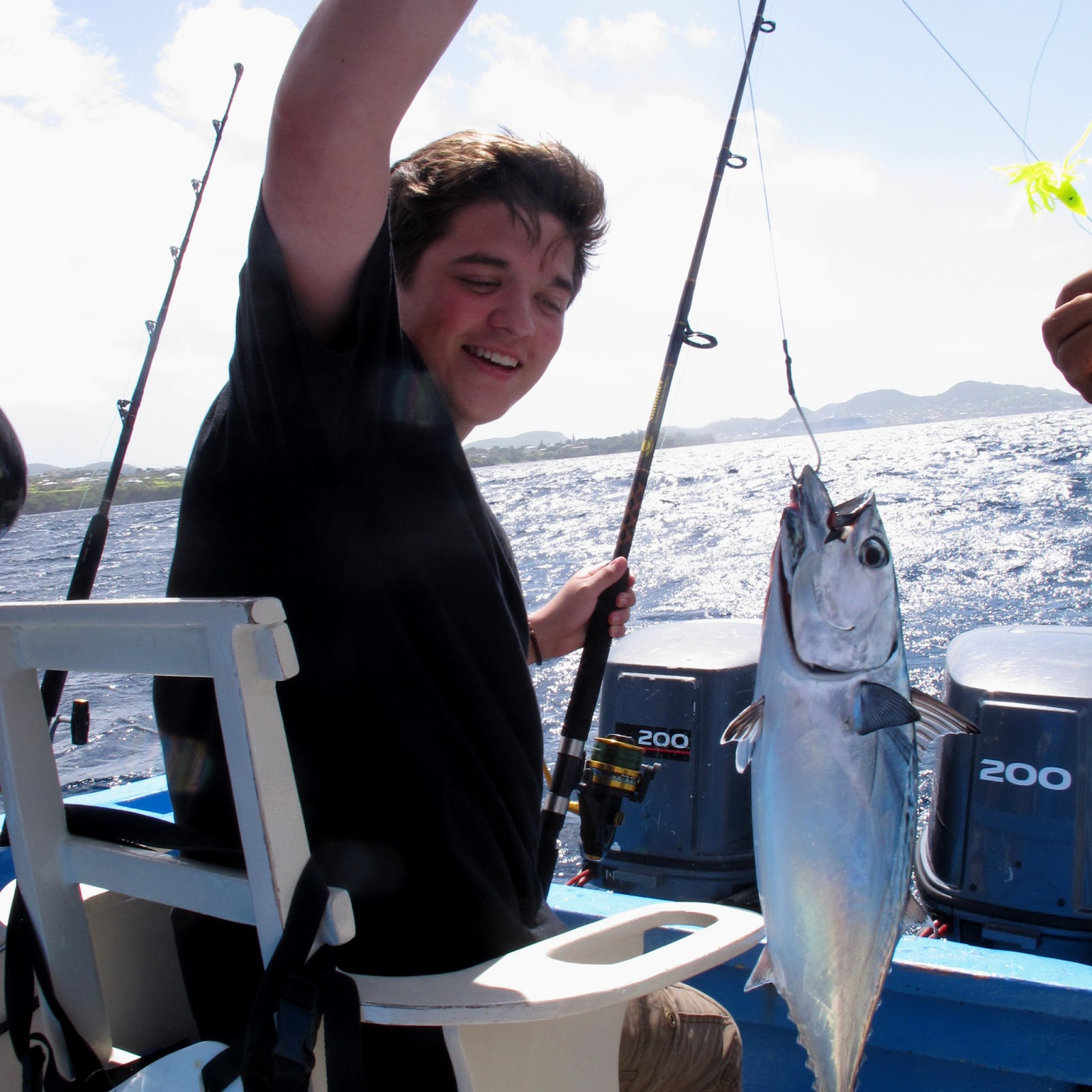 Who Flies To St Kitts: River Tales: Deep Sea St. Kitts
