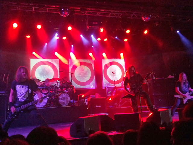 Children of Bodom en La Riviera (Madrid)