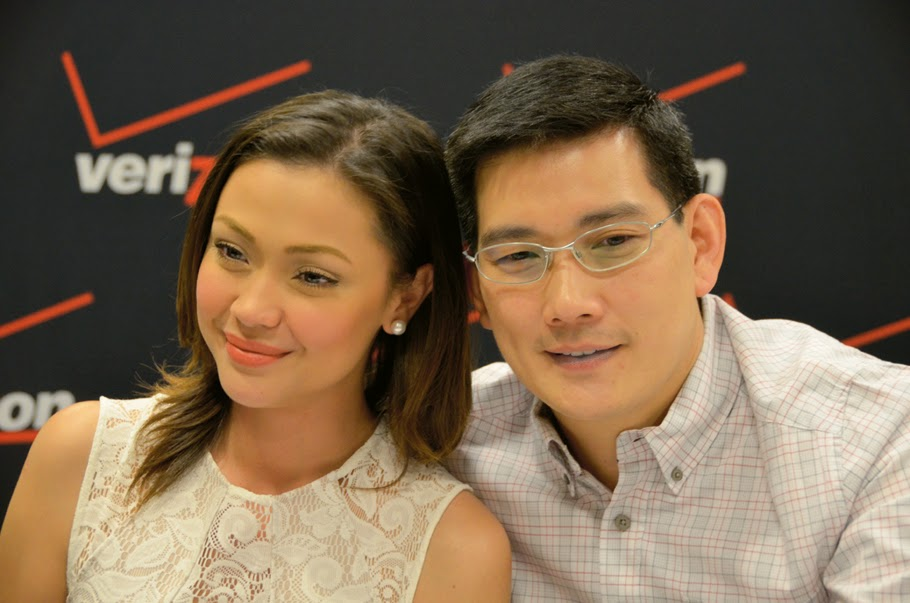 Jodi Sta. Maria considers falling for co-star Richard Yap