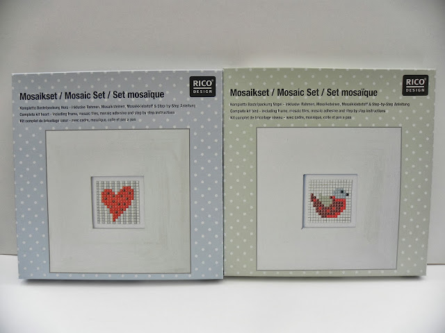 Rico Design Mosaic Picture Kit