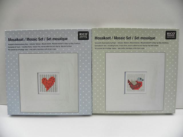 Rico Design Mosaic Picture Kit