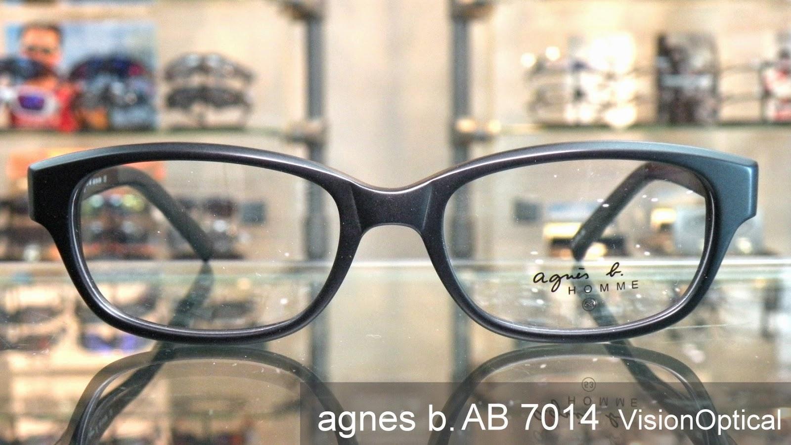 agnes b.眼鏡架