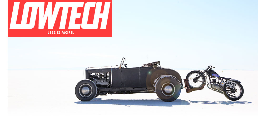 LOWTECH | traditional hot rods and custom cars