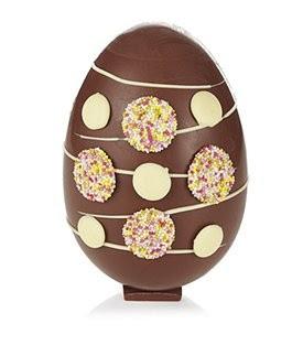 james chocolates egg