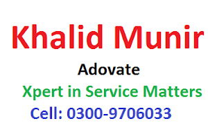 Khalid Munir Adovate