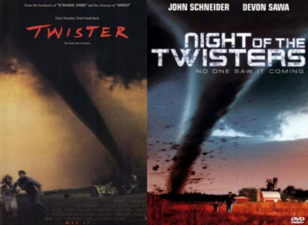 Twister / Night Of The Twisters (1996)