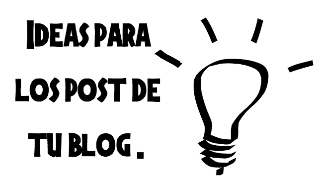 ideas post blogs