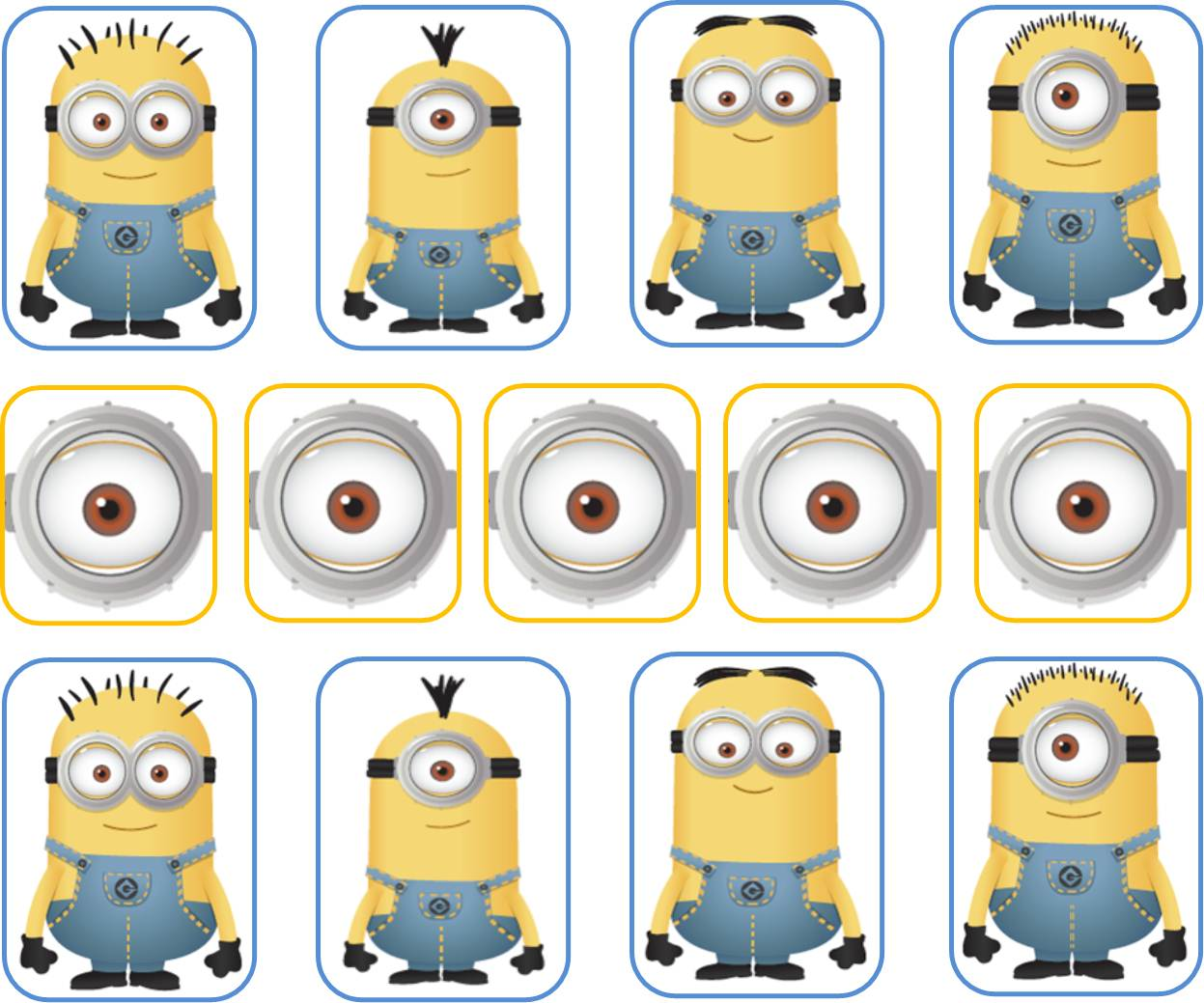 Minions party pack free printable keeping it real minions party pack printables maxwellsz