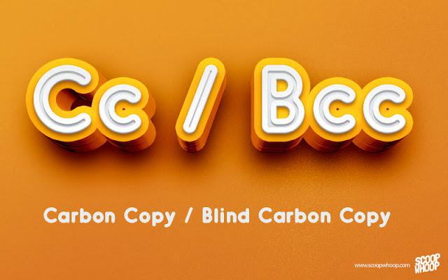 cc-corbon-copy-bcc-blind-corbon-copy