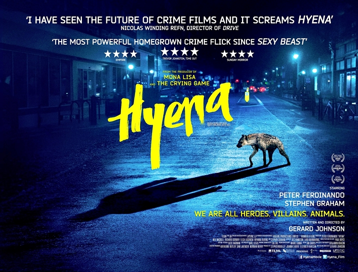 Póster: Hyena