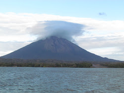 Ometepe, in Lake Nicaragua
