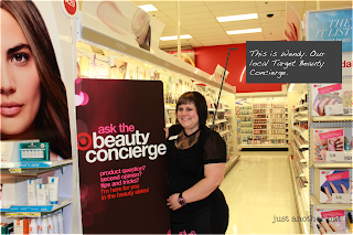 Target Beauty Concierge Wendy