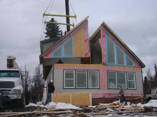 Modular home modular homes anchorage alaska for Home builders anchorage ak