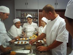 En Cali, clases de cocina personalizadas