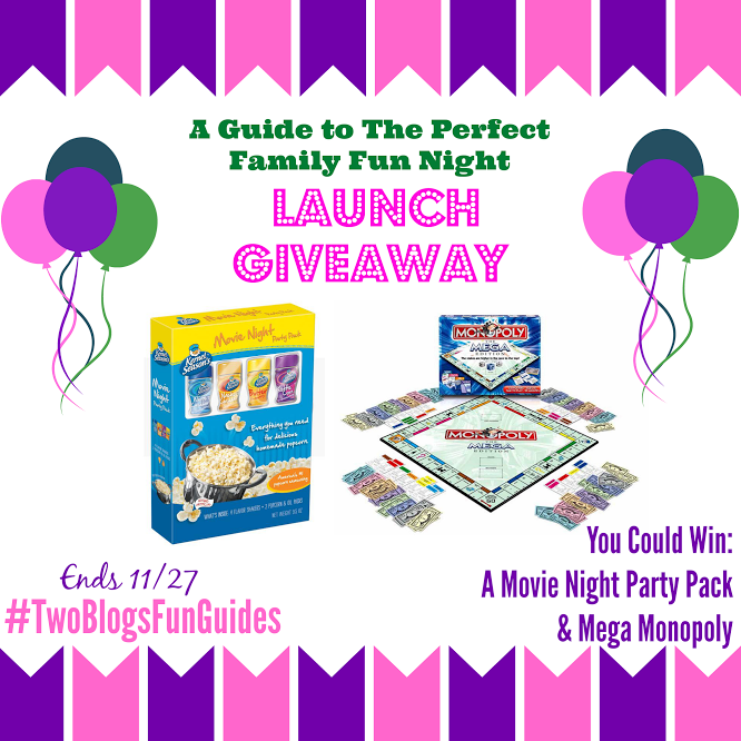 Family Fun Night Guide Plus A Giveaway Mama S Geeky