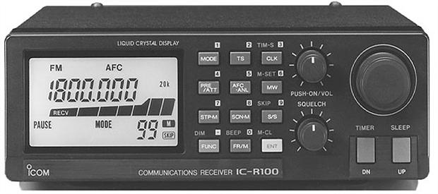 Icom IC R100