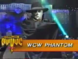 WCW Halloween Havoc 1991 - WCW Phantom