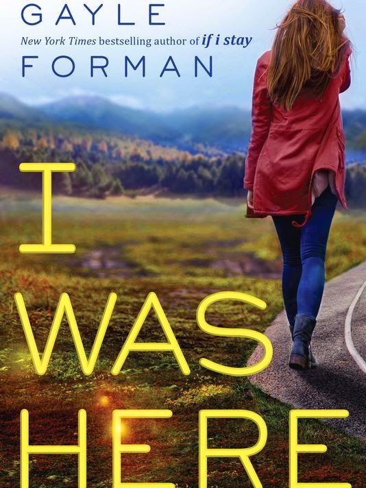 i was here gayle forman cover