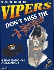 Vernon Vipers 2000-01 Program