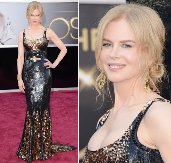Nicole Kidman oscares 2013
