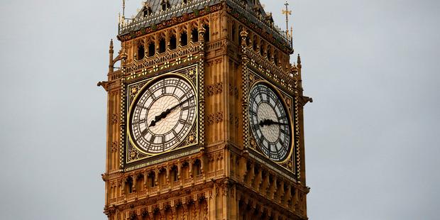 Big Ben clock could grind to a halt