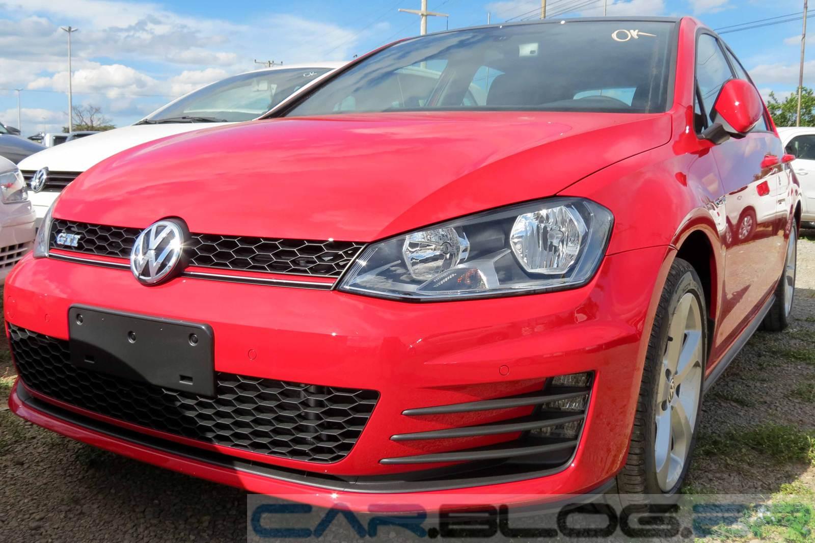 Novo VW Golf GTI 2014 - Básico