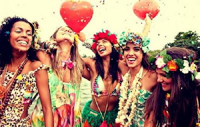 Fantasias para o Carnaval 2014 Femininas