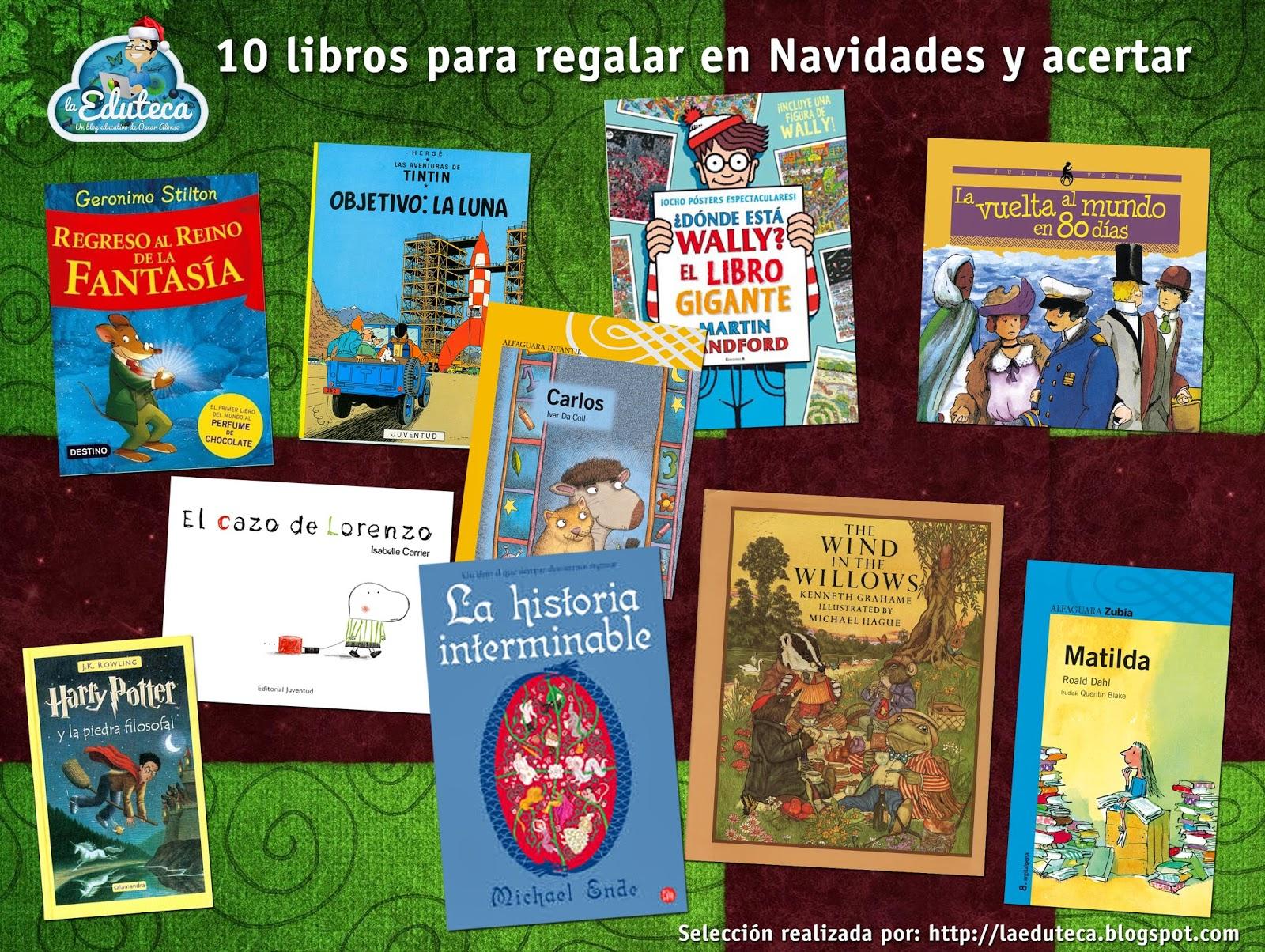 Reportaje 10 libros para regalar a los ni os en for Libros para regalar