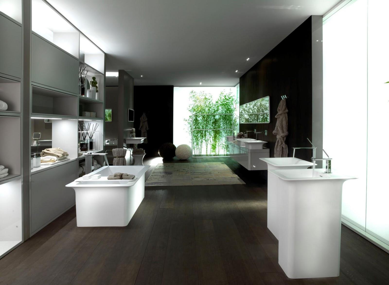 iSpa bathtub is my favourite from Gessi | Bathroom Designs