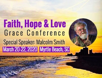 Faith, Hope & Love Grace Conference