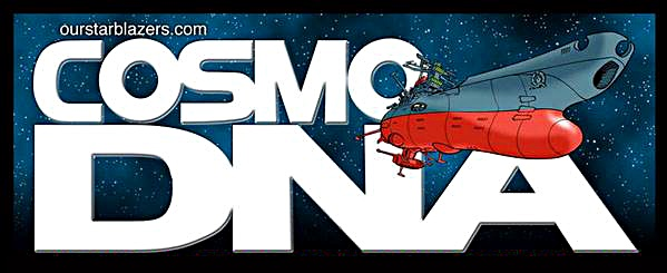 STAR BLAZERS COSMO DNA