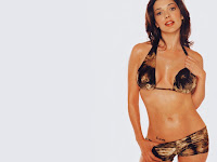 Laura Harring  Hot Wallpaper
