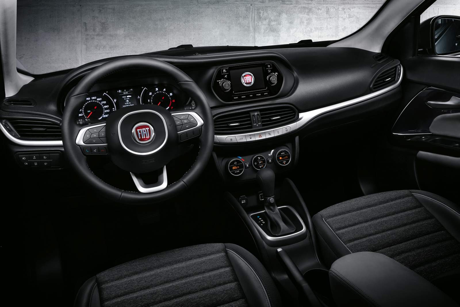 Novo Fiat Linea 2016 - Fiat Agea