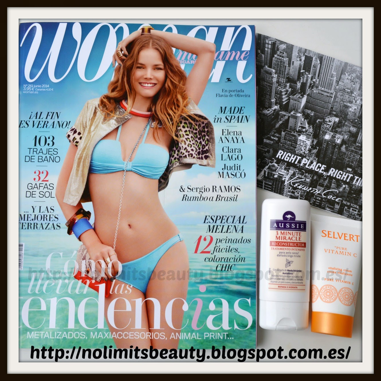 Revistas junio 2014: Woman